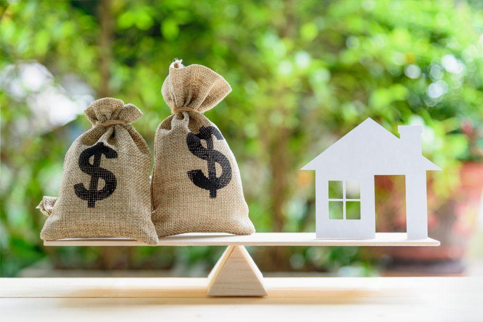 住宅ローンの負担