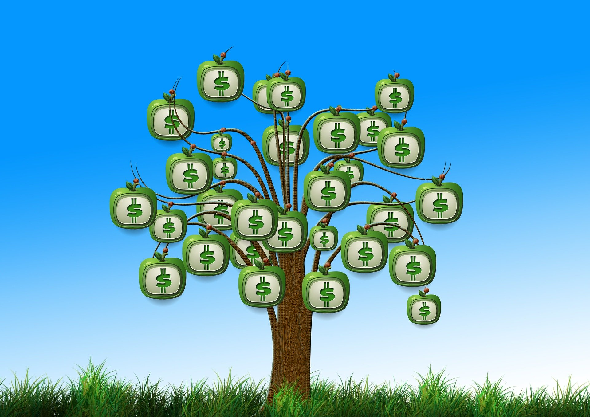 money-makingーtree