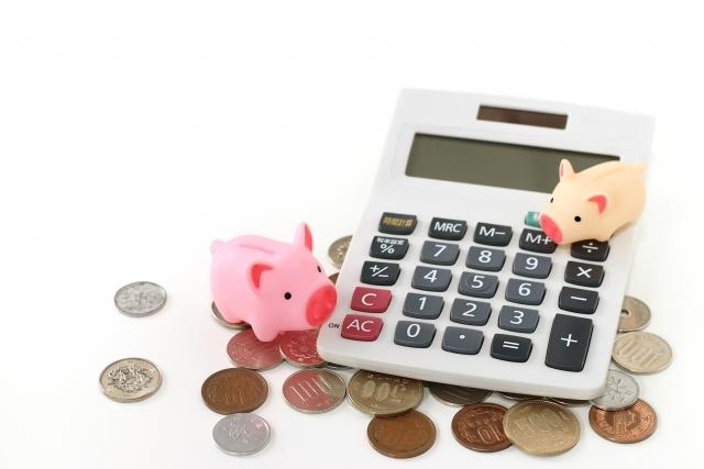 豚と電卓とお金