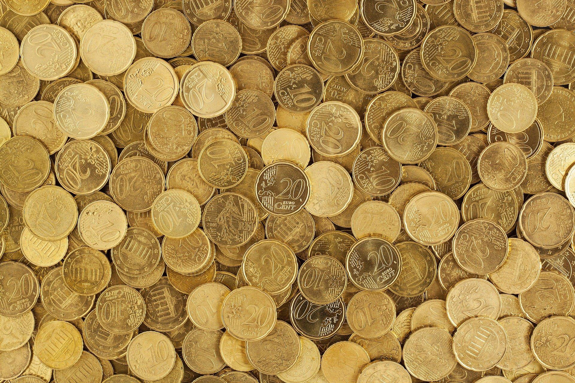 ユーロ硬貨