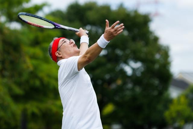シニア テニス