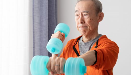 高齢者におすすめの筋トレ|寝たきりを防ぐためのトレーニング